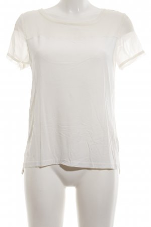 H&M Dickey (for blouse) white casual look
