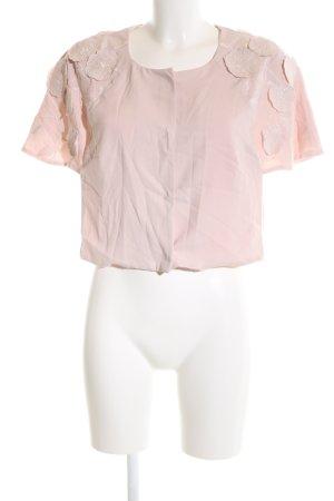 H&M Blouse Jacket dusky pink-pink elegant
