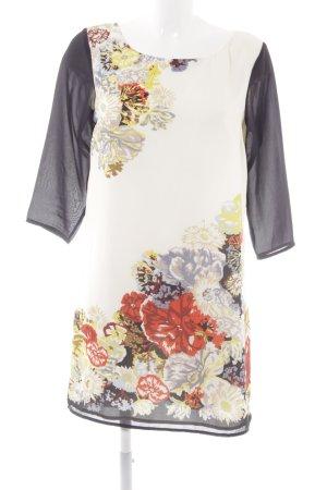 H&M Blousejurk bloemenprint zakelijke stijl
