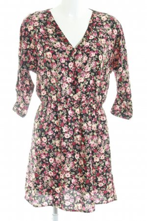 H&M Blusenkleid Blumenmuster Elegant