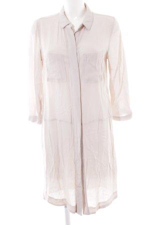 H&M Blusenkleid creme Casual-Look