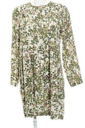 H&M Blusenkleid florales Muster Boho-Look