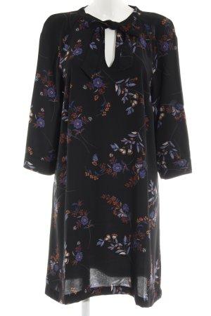 H&M Blusenkleid florales Muster Casual-Look