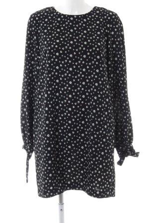 H&M Blusenkleid florales Muster schlichter Stil