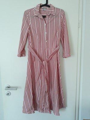 H&M Blusenkleid gestreift Gr.36