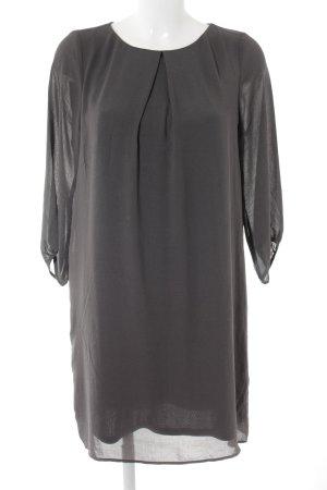 H&M Abito blusa grigio elegante