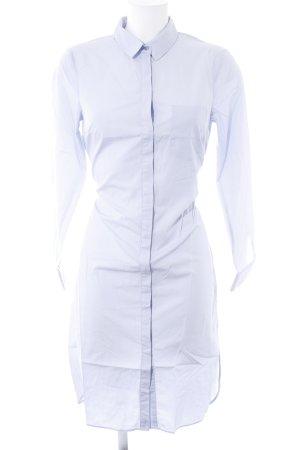 H&M Blusenkleid himmelblau Casual-Look