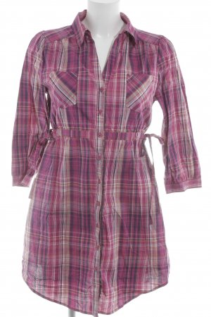 H&M Blouse Dress check pattern casual look
