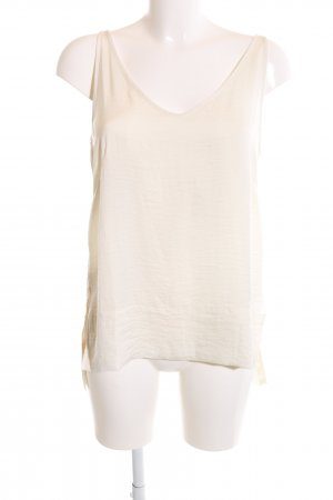 H&M Blouse topje wolwit casual uitstraling