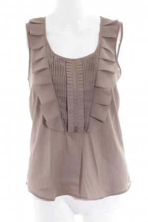 H&M Blusentop nude Business-Look