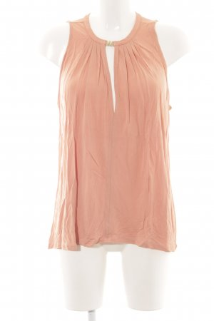 H&M Blouse topje nude casual uitstraling