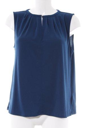 H&M Blusentop blau Elegant