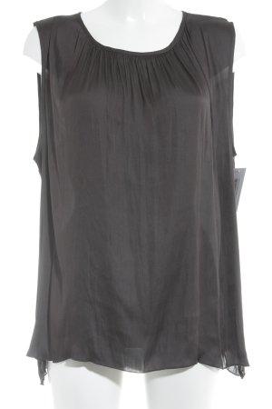 H&M Blusa grigio scuro stile casual