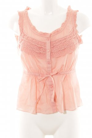 H&M Blouse topje roze casual uitstraling