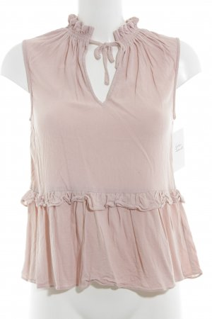 H&M Blusentop rosa Casual-Look