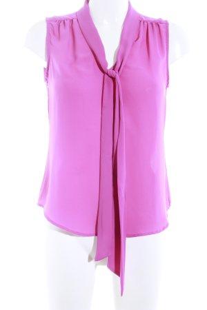 H&M Blusentop violett Elegant