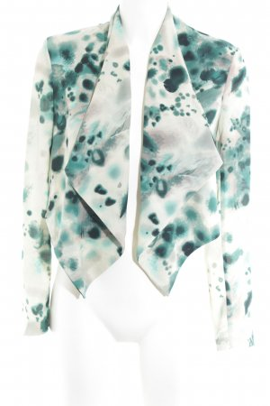 H&M Bolero abstract pattern casual look
