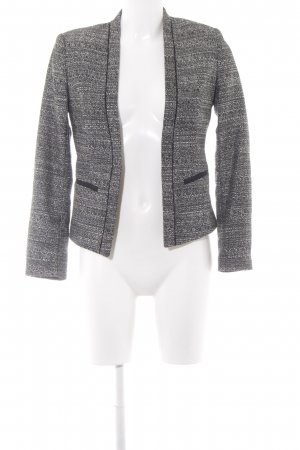 H&M Bolero nero-bianco stile professionale