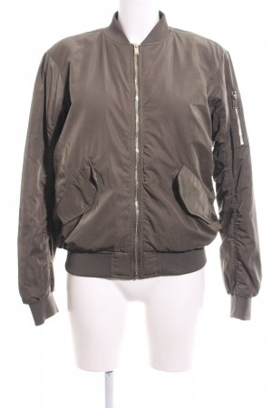 check out 9a831 158f9 H&M Bomberjacke braun Casual-Look
