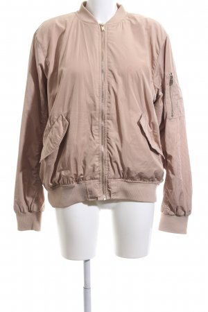 H&M Bomber Jacket natural white casual look