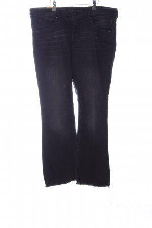 H&M Boot Cut Jeans blue casual look