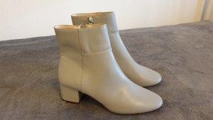 H&M Botines Chelsea gris claro