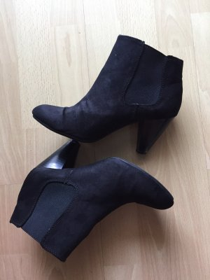 H&M Desert Boots black