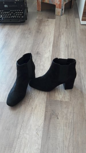 H&M Boots Booties Ankles Ankleboots Stiefelette Suede 40