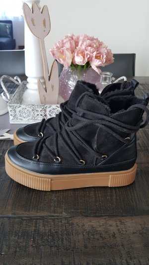 H&M Boots, gefüttert, Neu, Gr.36