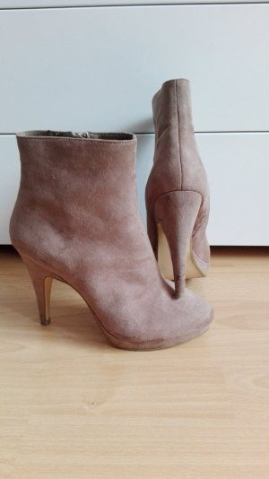 H&M High Heel Boots multicolored