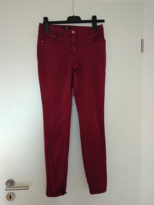 H&M bordeaux Slimfit Jeans