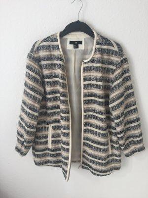 H&M Boucle Jacke Oversized