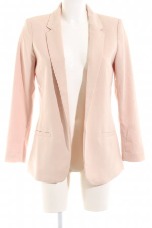 H&M Blazer boyfriend rose chair style d'affaires