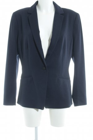 H&M Boyfriend Blazer dark blue business style