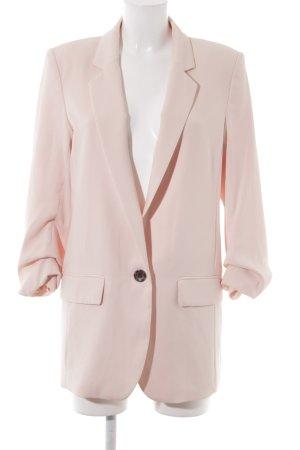 H&M Boyfriend blazer rosé zakelijke stijl