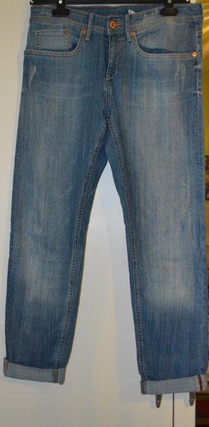 H&M Boyfriend Jeans Gr: 27/32