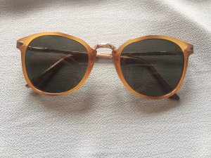 H&M Brown Retro Sunglasses