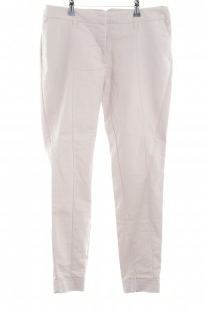 H&M Pleated Trousers natural white business style