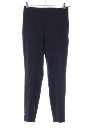 H&M Bundfaltenhose blau Casual-Look