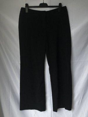 H&M Bundfaltenhose 46 schwarz