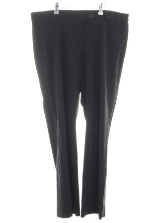 H&M Pantalone a pieghe nero stile professionale