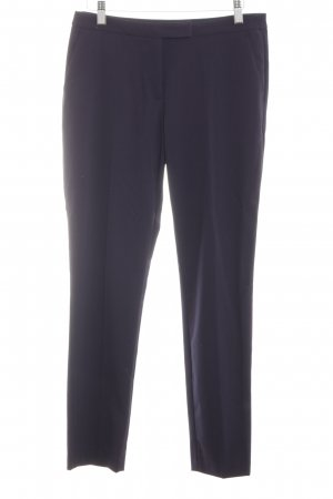 H&M Pleated Trousers blue casual look