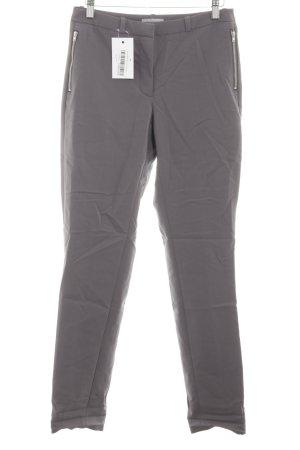 H&M Pantalone a pieghe grigio stile professionale