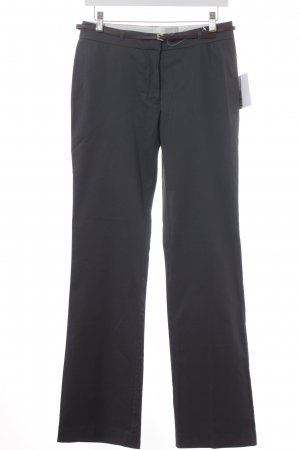 H&M Pleated Trousers grey casual look