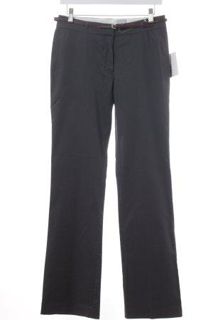 H&M Bundfaltenhose grau Casual-Look