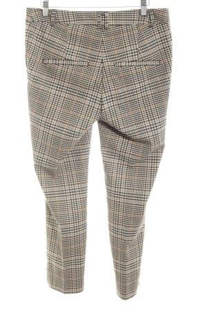 H&M Pantalone a pieghe motivo a quadri stile professionale