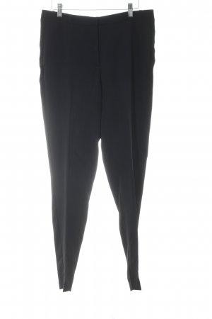 H&M Pleated Trousers black business style