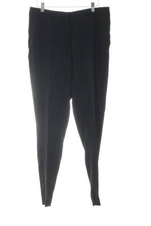 H&M Pantalon à pinces noir style d'affaires