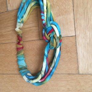 H&M Cache-oreilles rouge-vert