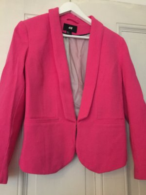 H&M Business Blazer Pink